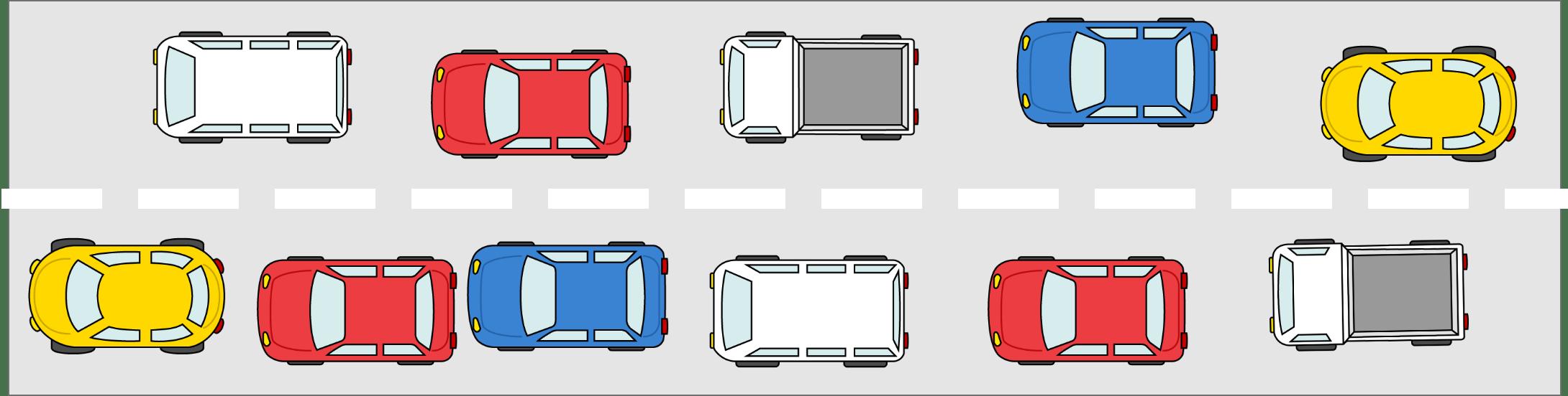 ノロノロ運転