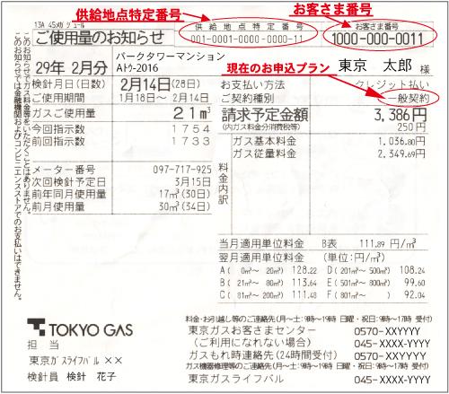 東京 ガス クレジット 払い